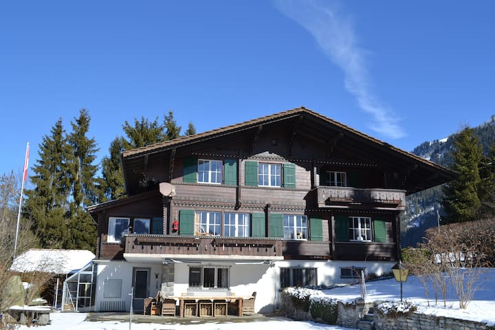 Chalet Mamis (9 pers.) - Zweisimmen - Bungalo