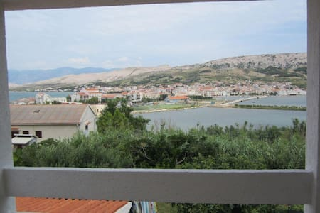 Apartments Valentić / Two bedroom A2 - Pag