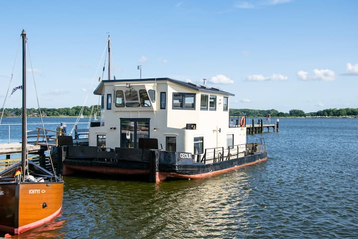 Hausboot Cecilie