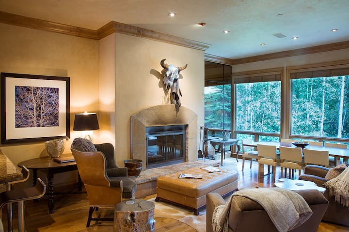 Snowmass CO   Owl Creek 9920   4 bedroom   Ski In, Ski Out