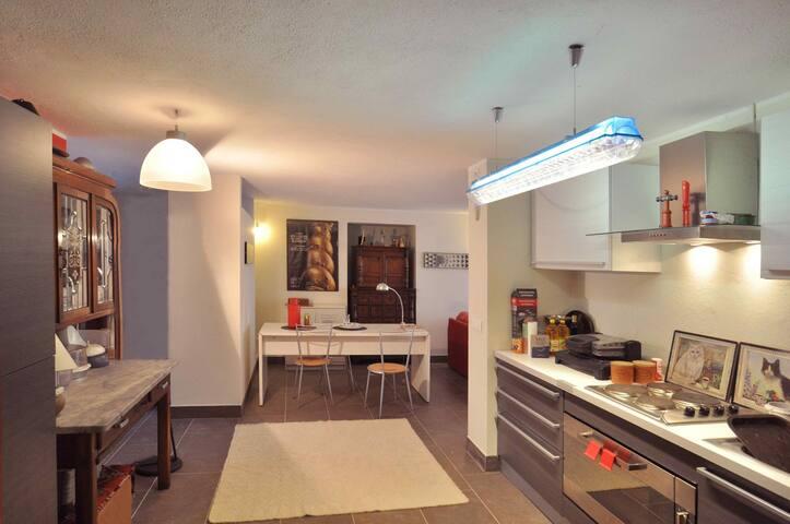 Mini apartment indipendent
