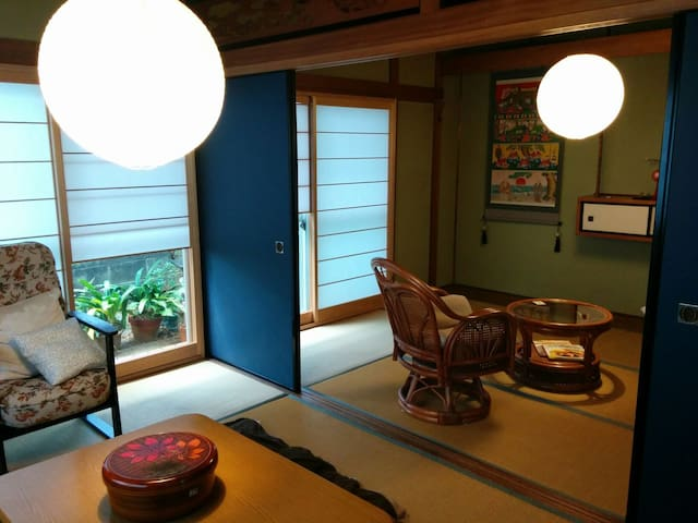 Private, Comfortable, Traditional Japanese House - 徳島市 - Talo