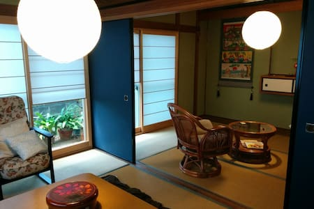 Private, Comfortable, Traditional Japanese House - 徳島市 - Casa