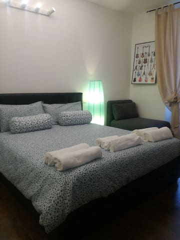 2-rooms Old Style Milano apt, 15 mins to downtown