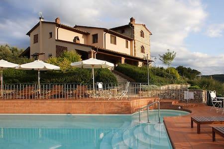 Villa Oliveta - Montaione (Province of Florence) - Montaione