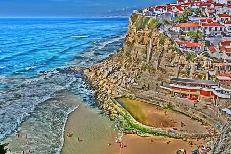 Sintra, Azenhas do Mar, Beach House
