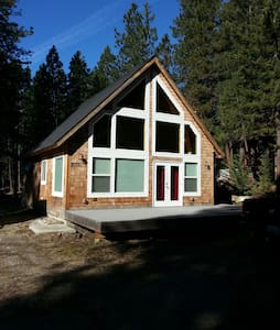 Cascades Adventure Cabin - Leavenworth  - Cabin