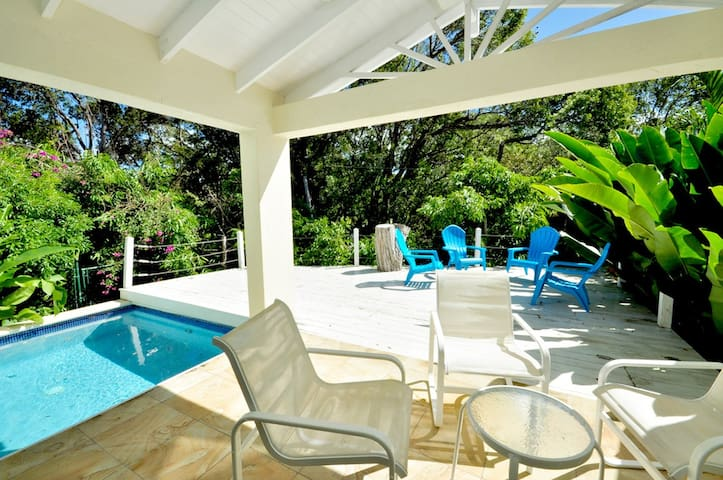 Barbados Villa with pool - Mount Standfast - Casa