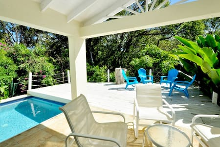 Barbados Villa with pool - Mount Standfast - Huis