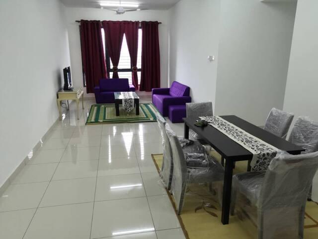 Serviced apartment at kiara plaza