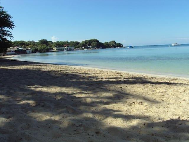 Casita El Paraiso -- Puerto Rico - Playa Santa, Guanica - Rumah