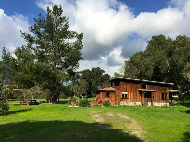 Coastal California Retreat at Star Route 120
