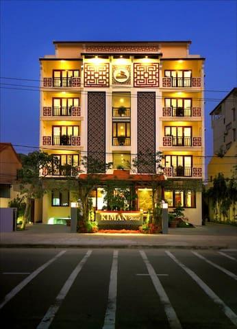 Superior-Kiman Hotel & Spa