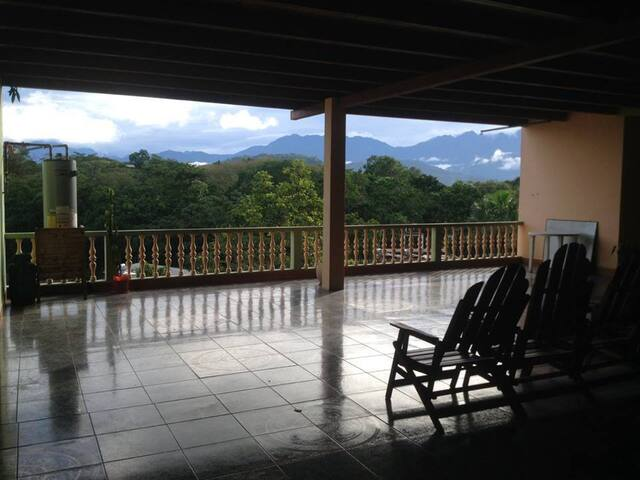 Comfortable rooms at the Ecuadorian Amazonia - Tena