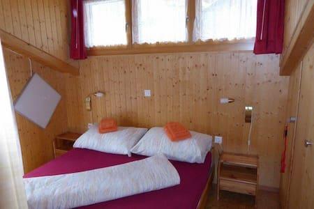 Ferienwohnung im Wallis,n.Leukerbad - Guttet-Feschel