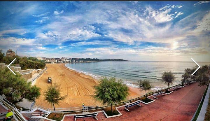 Valdenoja Beach!