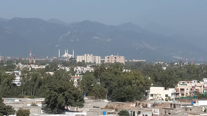 Penthouse 2 bed ensuite 602 Exec. S - Islamabad - Appartement