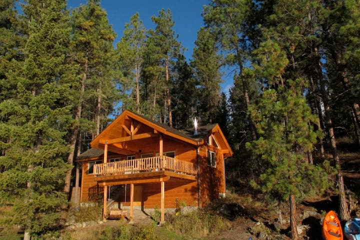 Flathead Lake Cabin! - Polson - Cottage
