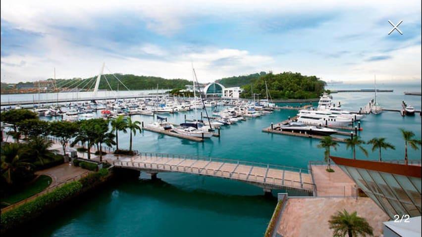 3bed luxury Resort 15min from CBD