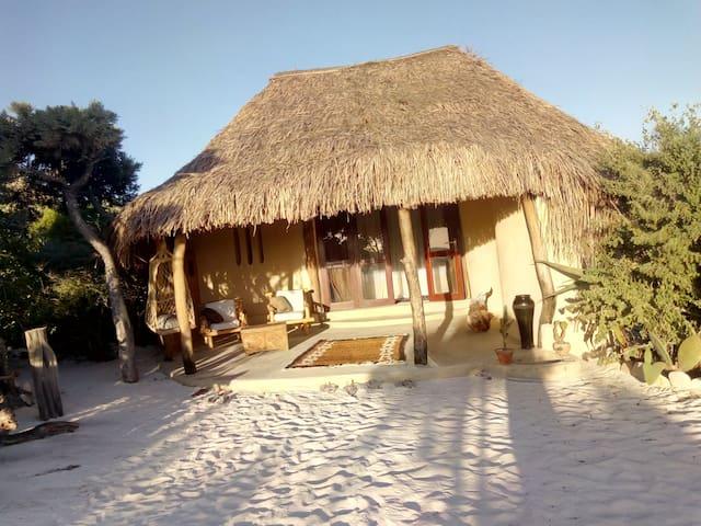 Charmant Lodge avec vue sur mer