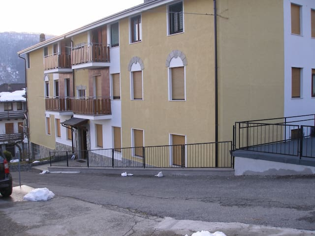 casa vacanze in Valchiusella - Vico Canavese - Lägenhet