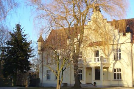 Hochwertig saniertes Gutshaus  - Castle