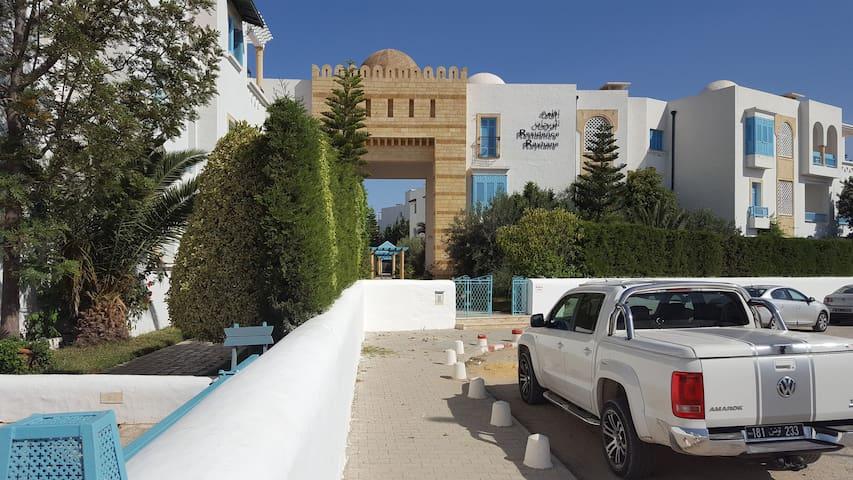 jolie appartement haut standing - Hammamet Sud