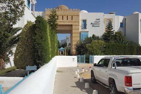 jolie appartement haut standing - Hammamet Sud - Leilighet