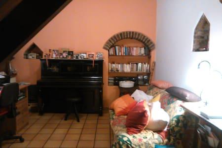 Casa tranquilla e accogliente in centro storico - Jesi - Casa