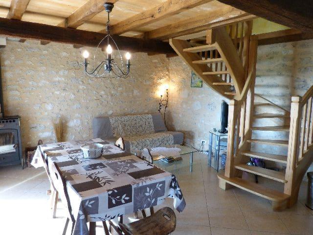 Jolie petite maison périgordine  - Saussignac - House