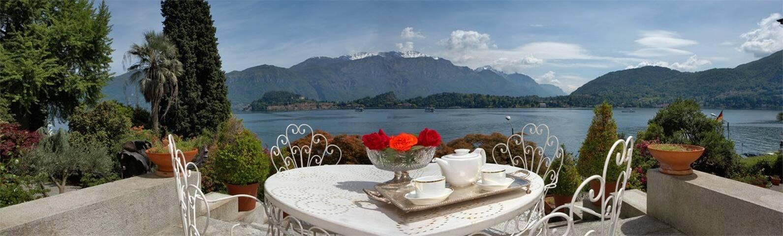 Enjoy the view!!! - Griante - วิลล่า
