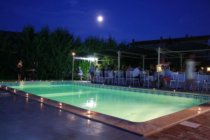 Villa Toscana La Mucchia - Suite Mimosa # 5