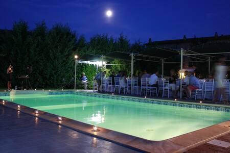 Suite 5 Great Views of Tuscany - Cortona
