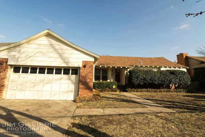 Winston House: Special Spring Pricing! - Tulsa - House