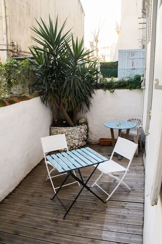 Cosy appartment in Marseille - Marseille - Lejlighed