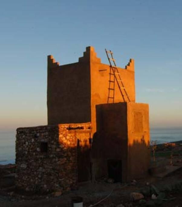 La tour du Nid d'Aigle