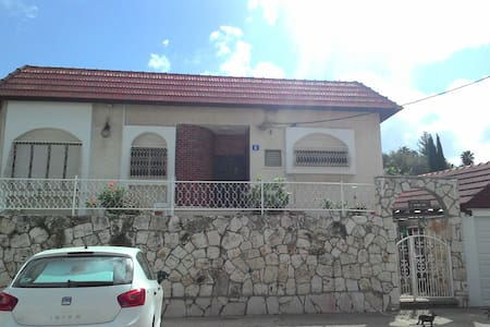 Two-bedroom apartment in Beit Sheme - Bet Shemesh