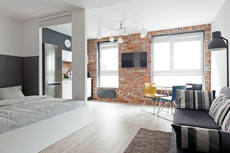 apartamenty-wroc Golden House 16/4 - 弗羅茨瓦夫(Wrocław)