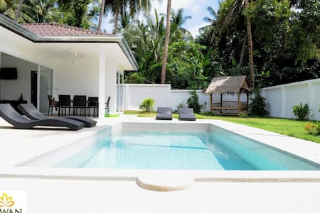Comfortable & Family Pool Villa - Ko Samui - Casa de camp