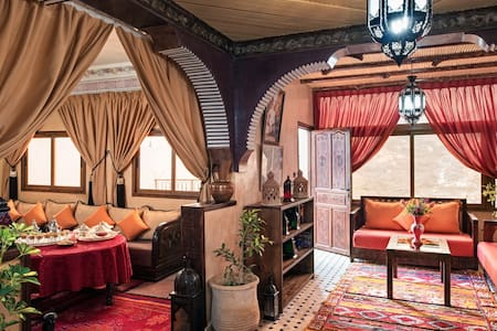 Riad Atlas Prestige - Bed & Breakfast