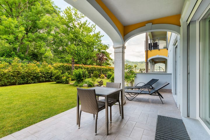 Tranquil Apartment in Lombardy with Swimming Pool