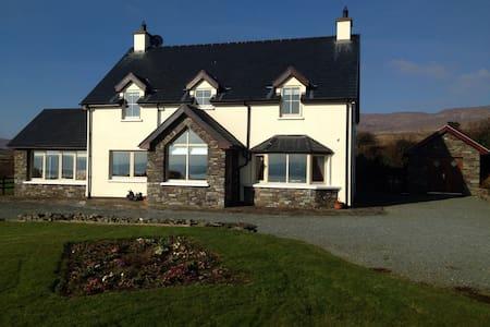 Ireland, West Cork, Sheep's Head - Bantry - Casa