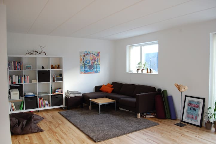 New Funkis Style House near Aarhus - Malling