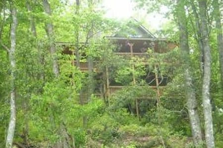 A quiet place in the Woods - Cullowhee - Ev