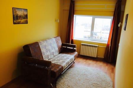 квартира-студия в отдельном доме - Krasnyy Bor - Apartmen