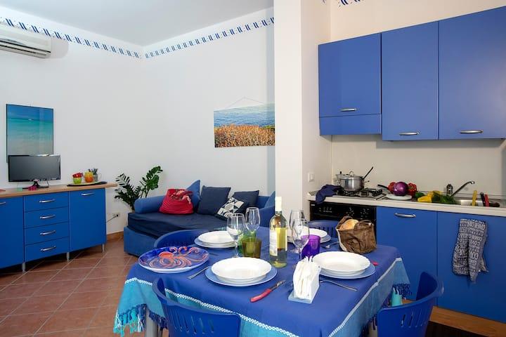 """Apartment in Favignana """"Scirocco 8"""""""