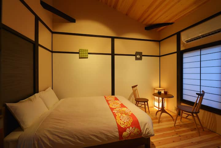 Renovated private house near Heian Shrine & Gion