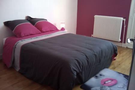 Chambre dans appartement en coloc Roanne gare - Roanne