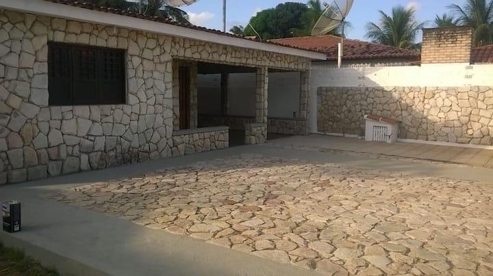 Casa na Praia de Peroba-AL