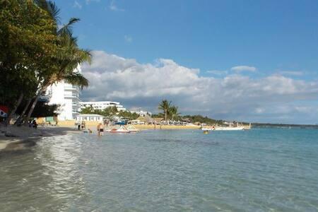 Schöne 3 ZimmerWohnung mit Meerblick in Boca Chica - Boca Chica